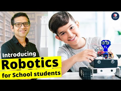 Robotics for School students - Introducing new course - Absolutely Free ! Must Join | Learn Robotics