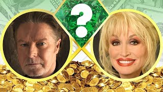 WHO'S RICHER? - Don Henley or Dolly Parton? - Net Worth Revealed! (2017)