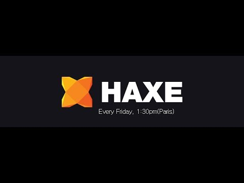 Nicolas about Haxe Episode 2 Heaps