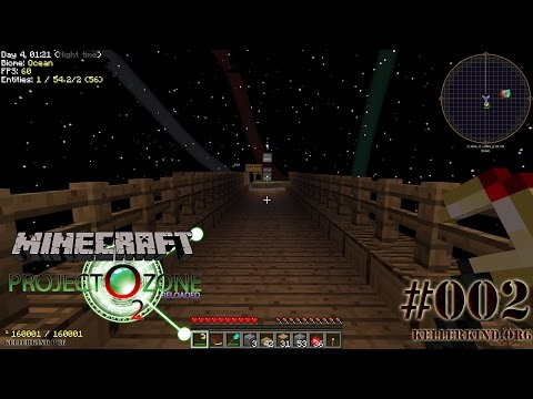 Project Ozone 2 Reloaded #2 – Circle of Wood ★ Let's Play Minecraft Modded [HD|60FPS]