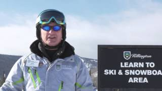 How to Downhill Ski - Your First Lesson