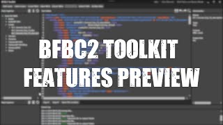 BFBC2 Toolkit - Features Preview