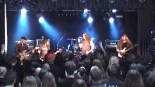 Falconer   Live in Motala 2004 05 01   Night of infamy