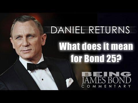 Video Being James Bond