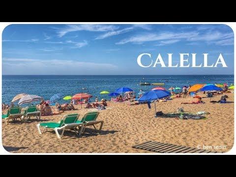 Calella - Catalonia, Spain