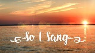 Darius Rucker - So I Sang (Lyrics)