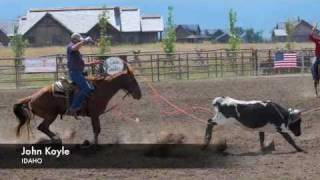 FALL CLASSIC Presented By HOT HEELS - Roughstock2Roping Team Roping  August 22-23, 2009