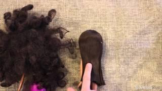 Restoring A Dolls Hair-    1 Of 4