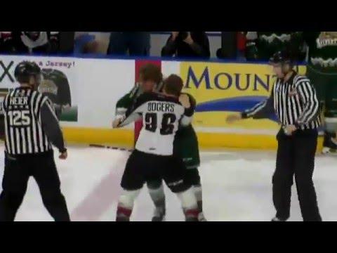 Dawson Leedahl vs. Dakota Odgers