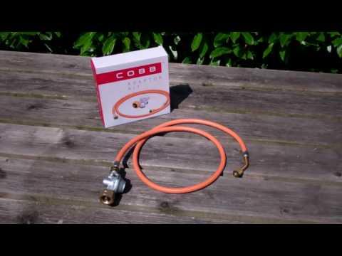 Cobb Premier Gas adapter kit