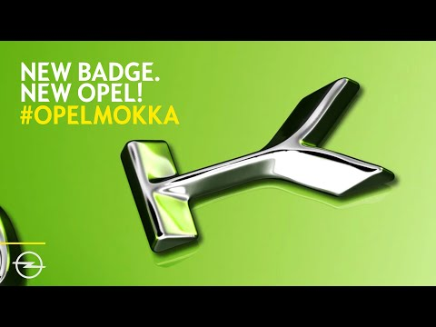 New Opel Mokka – Proud Badge. Glimpse into the future!