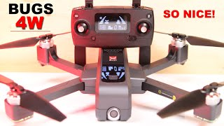 The Amazing MJXRC BUGS 4W - The Review - One of the BEST Low Cost Drones