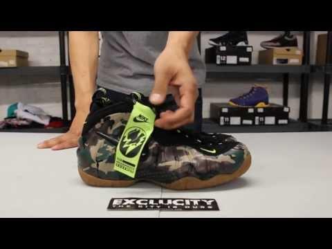 size 40 9f1d1 a6b0d Nike Air Foamposite Pro PRM LE