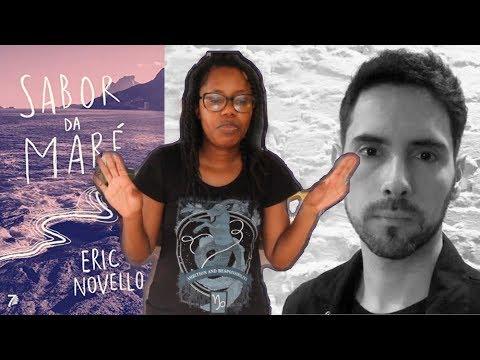 Falando sobre Livros #28 - Sabor da Maré - Eric Novello