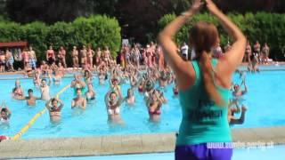 EGO ft. Robert Burian - Žijeme len raz (Aqua Zumba choreography by Lucia Méresová) [HD]