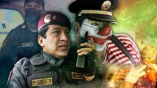 El mejor policía del mundo es Peruano