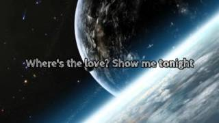 James Blunt  - Satellites (lyrics)