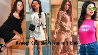 Avneet Kaur Latest Funny and Dance TikTok Videos
