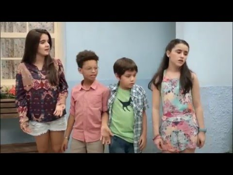 Chamada D.P.A episódio Gaby Estrella No Prédio Azul