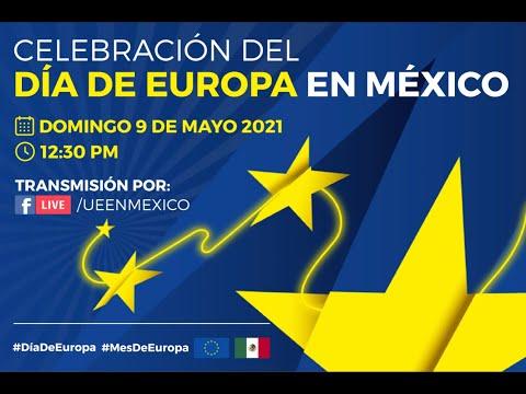 Celebración del Día de Europa 2021 en México