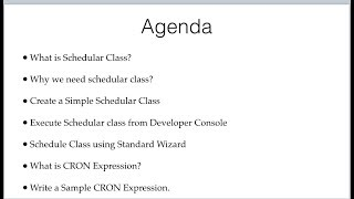 Schedular Class in Salesforce || How to write an Apex Schedular Class #Salesforce #ApexBatch