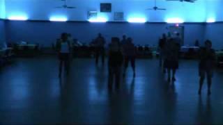 Linedance Watermelon Crawl choreographer Sue Lipscomb  music Watermelon Crawl  Tracy Byrd