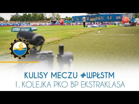 WIDEO: Wisła Płock - PGE FKS Stal Mielec 1-1 [KULISY]