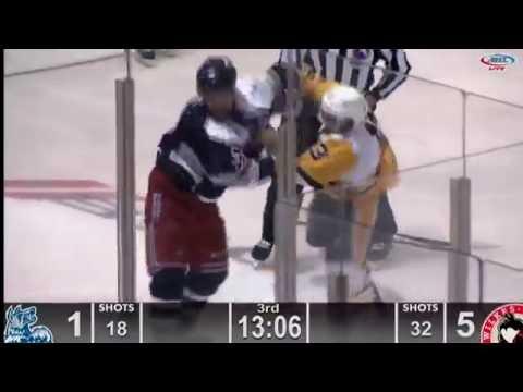 Tanner Glass vs Patrick McGrath