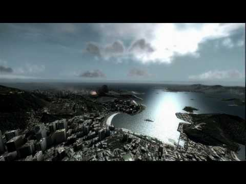 Видео № 0 из игры Tom Clancy's HAWX (Б/У) [X360]