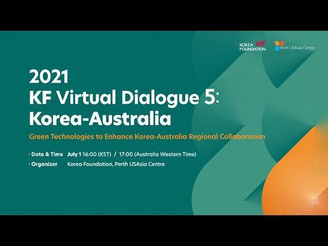 2021 KF Virtual Dialogue 5: Korea-Australia