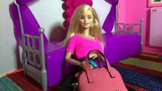 The IK Show Episode 3 (A Barbie stop motion)