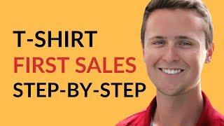 How To Get Tshirt Sales - Teespring Tutorial