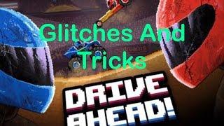 Game Cheats #7: Drive Ahead Glitches And Tricks