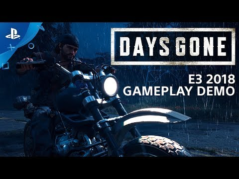 Days Gone - E3 2018 Gameplay Demo | PlayStation Live from E3 thumbnail