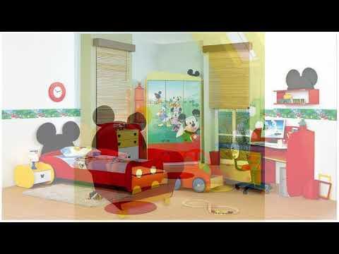 Mickey maus schlafzimmer ideen