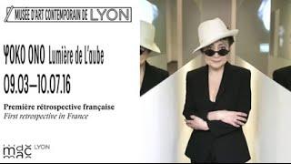 Yoko Ono in Lyon