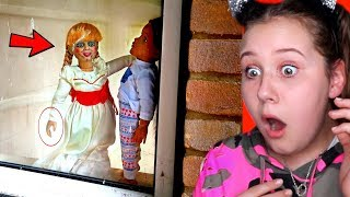 DOLLS CAUGHT MOVING ON CAMERA (CREEPY)