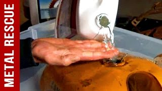 How To Remove Rust From A Motorcycle Gas Tank: NO ACID