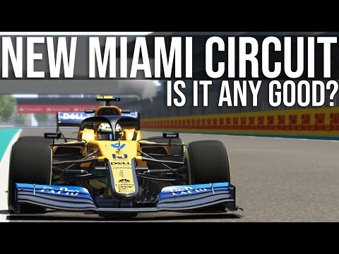 Image: WATCH: Simulation lap of the Miami Grand Prix