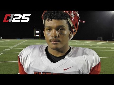 Jackson Carmen Recruiting Profile | CI 25