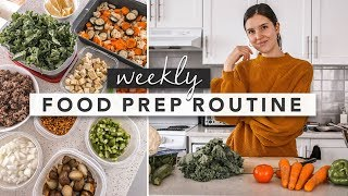 Weekly Food Prepping Ideas, Let's Get Healthy | by Erin Elizabeth