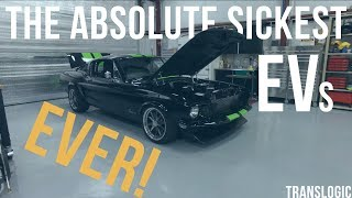 The Craziest Electric Vehicles | Translogic