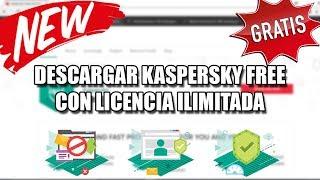 Descargar Kaspersky Free Español 2017 Con Licencia Ilimitada