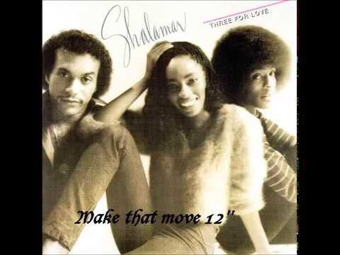 Shalamar - Make that move 12'' (1980)
