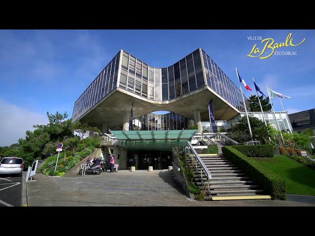 Conseil municipal d'installation et l'élection du maire de La Baule-Escoublac