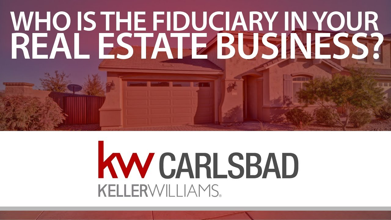 Who Is The Fiduciary?