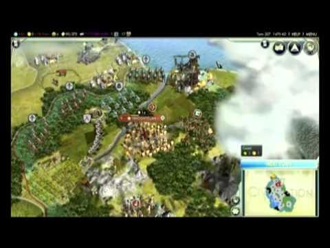 Икона видеоигр: Civilization 5 Часть 2
