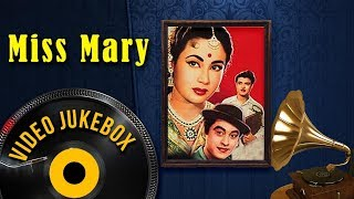 Miss Mary (1957) Songs - Meena Kumari, Gemini Ganesan, Kishore Kumar | Popular Hindi Songs [HD]