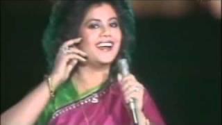 Runa Laila - Mera Babu Chail Chabila - Live on Pakistan