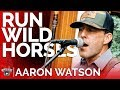 Aaron Watson - Run Wild Horses (Acoustic) // Country Rebel HQ Session